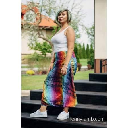 Pantaloni Harem LennyAladdin Symphony Rainbow Dark