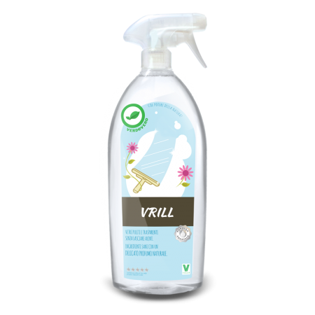 VRILL Detersivo ecologico vetri da 750ml | Verdeveo