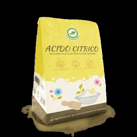 Acido Citrico 1 kg |  Verdevero