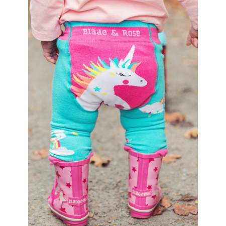 Flying Unicorn Legging |  Blade and Rose