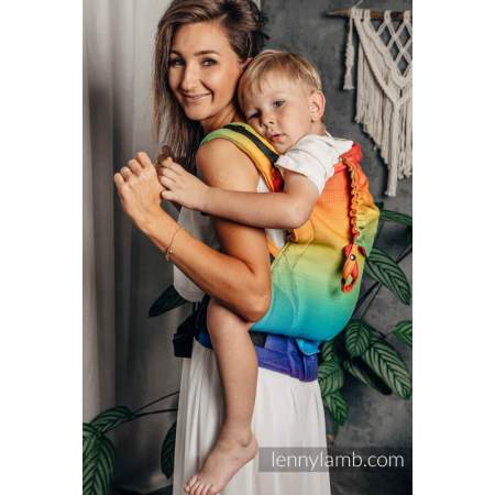 Marsupio Regolabile Lenny Preschool  Rainbow Baby   Lenny Lamb