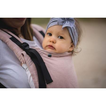 Baby Carrier  Multiage Plus  Powder Rose  Lino | Kavka