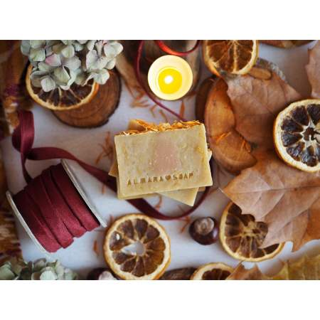 Sapone Naturale Calendula | Almara Soap