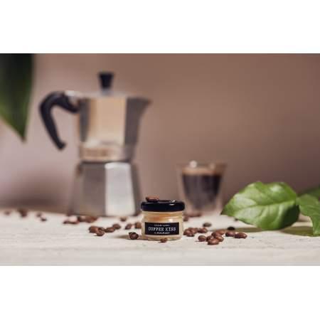 Coffee Kiss Balsamo Labbra Vegan |  Almara Soap