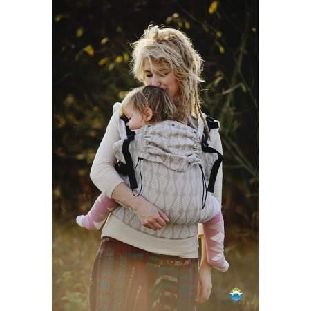 Marsupio Regolabile XL Toddler Sandy Pines | Little Frog