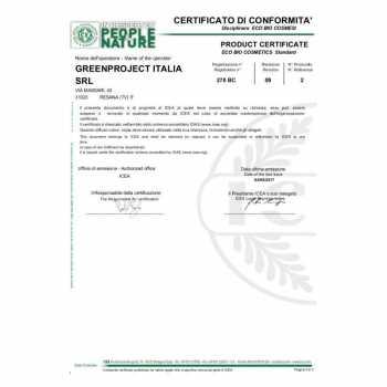 Bagnodoccia avena e Karite 1000ml GreenNatural