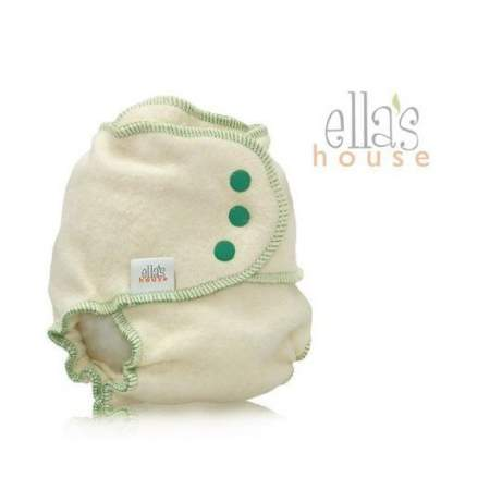 Fitted da giorno in canapa Bum Slender Bottoni | Ella's House