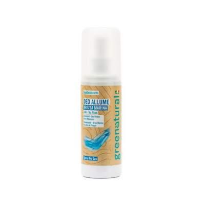 Deodorante No Gas Brezza Marina | Greenatural