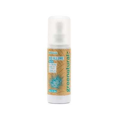 Deodorante No Gas Talco   Greenatural
