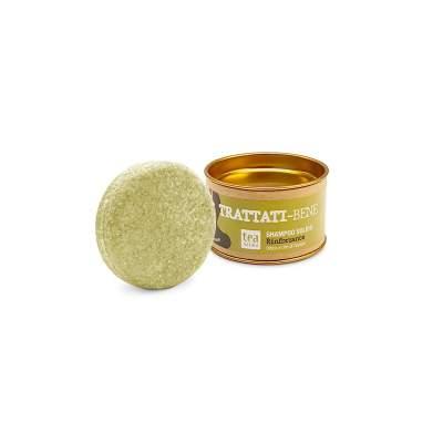Trattati-Bene Shampoo Solido Rinforzante Ortica e Olio di Canapa | Tea Natura