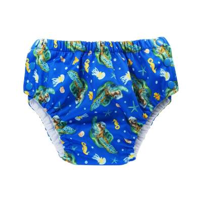 Swim Diaper Turtle |  Blumchen