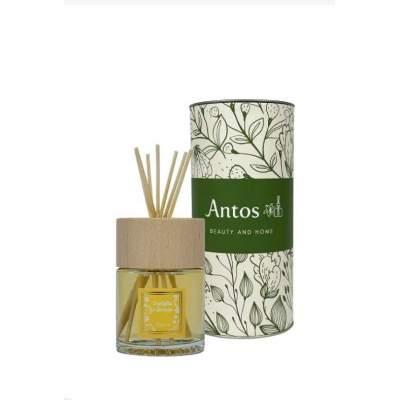 Profumatore per ambiente Vaniglia e Zenzero con bastoncini | Antos