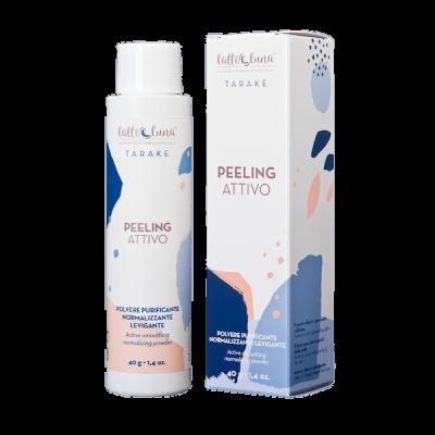 Peeling Attivo - Tarake | Latte e Luna