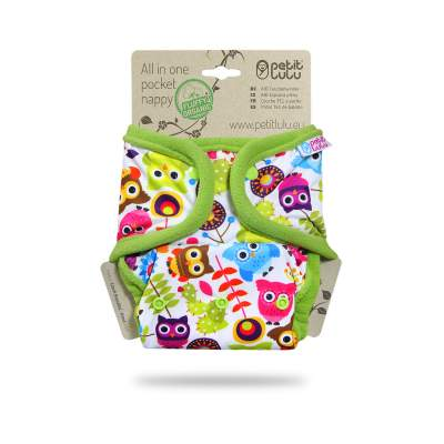 Pocket Happy Owls | Petit Lulù