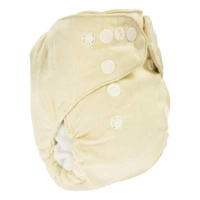 Blümchen Birdseye sized diaper Organic Cotton
