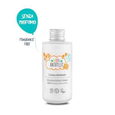 Baby Crema Idratante Senza Profumo | Baby Anthyllis Zero