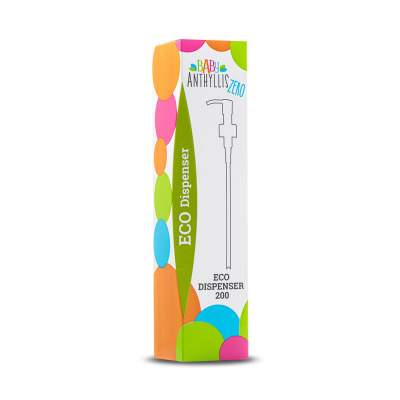 Eco Dispenser 200 ml | Baby Anthyllis Zero