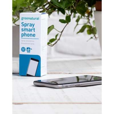 Detergente Spray No Gas Tablet e Smartphone | Greenatural