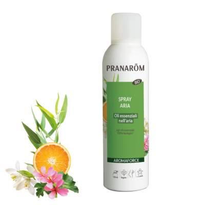 Spray Purificante Aria Aromaforce con oli essenziali bio   Pranarom