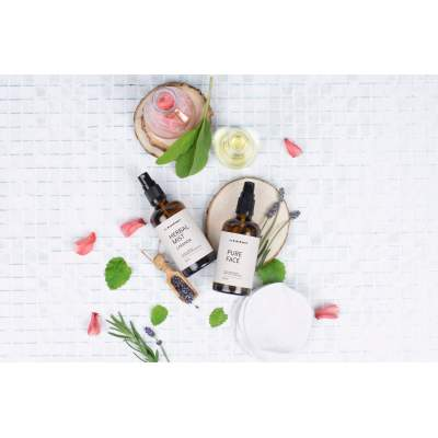 Herbal Mist Idrolato di Lavanda Bio| Almara Soap