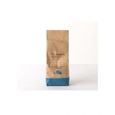 Acido Citrico Monoidrato 500 gr | BioErmi