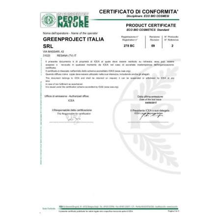 Greenatural balsamo ECOBIO...