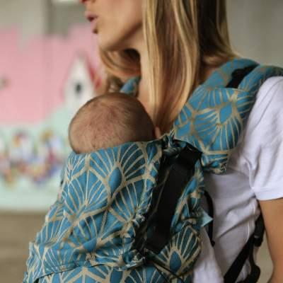 Baby Carrier Neko Switch Baby Kindonya Marina