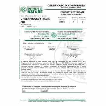 Detergente intimo PH 4.3 GreeNatural Calendula - Lavanda - Mirtillo