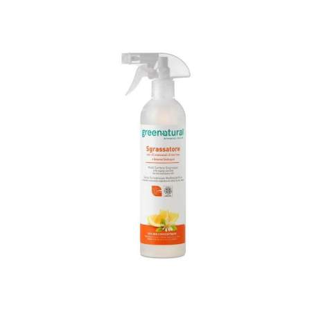 Multi Surface Degreaser with organic essential  tea tree and  lemon oils - Greenatural Ecobio