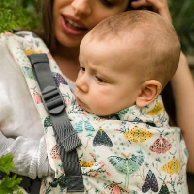 Baby Carrier Magical Moths Boba X