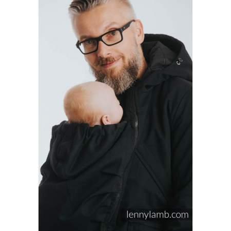 Parka per portare reversibile unisex Lenny Lamb